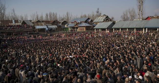 Anti-India protester killed following Kashmir gunbattle