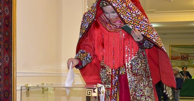 Turkmenistan's leader wins presidential election