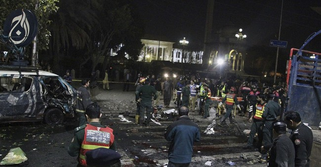 Pakistan mourns 13 killed in Lahore suicide bombing