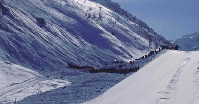 Officials: 4 snowboarders die in French Alps avalanche