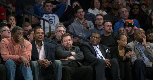AP source: Oakley's ban from Madison Square Garden lifted