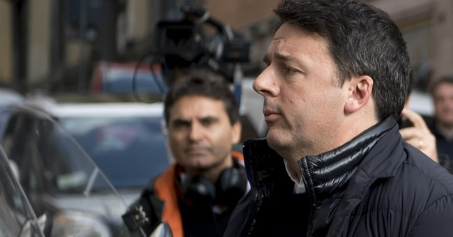 Renzi to Italy's feuding Democrats: Populists are the enemy