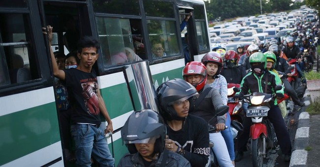 Q&A: What's at stake in Indonesian capital's heated election