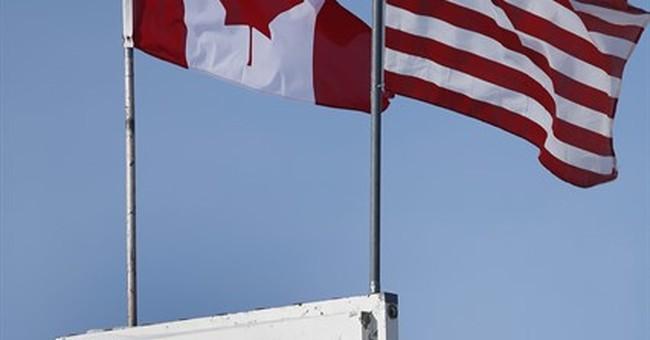 Desperate immigrants risk perilous winter trek to Canada