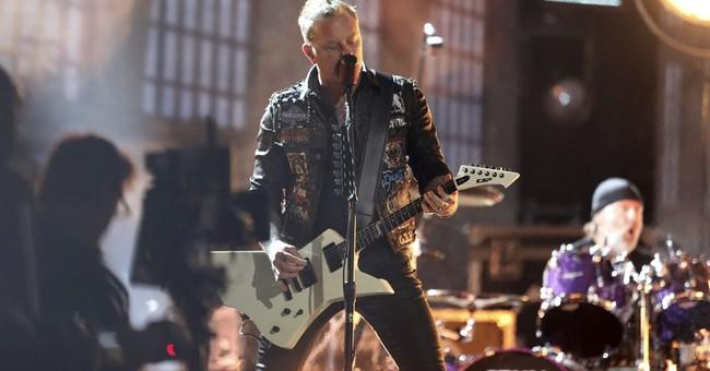 Enter soundman: Mics fixed, Metallica heads out on tour