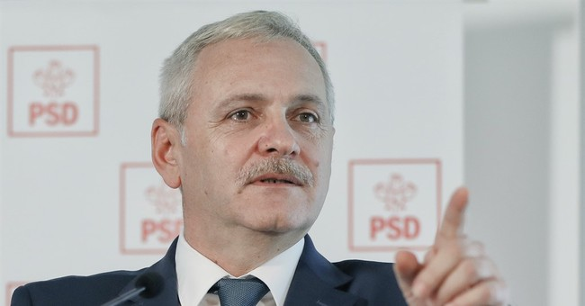 Romanian party leader denies wrongdoing in corruption case