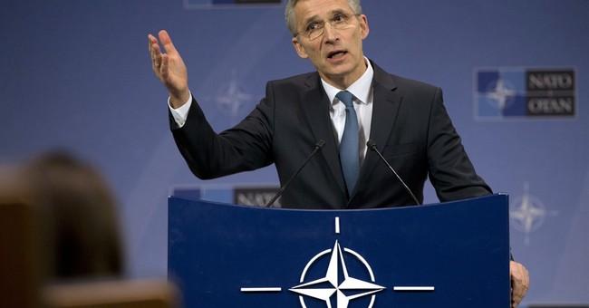 NATO chief seeks bigger defense budgets ahead of US meeting