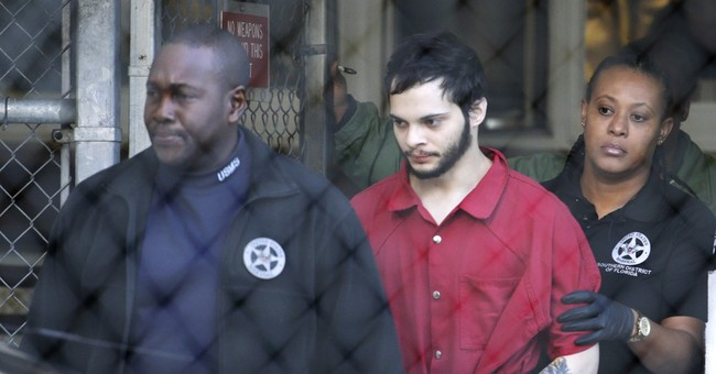 Alleged airport shooter lied about charges on job form