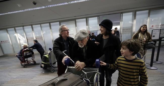 Judge grants injunction against Trump travel ban in Virginia