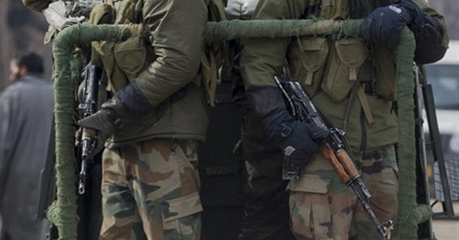 Indian army: 3 soldiers, 1 rebel killed in Kashmir gunbattle
