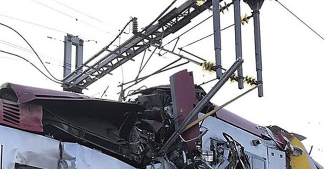 1 dead, several injured in Luxembourg train crash