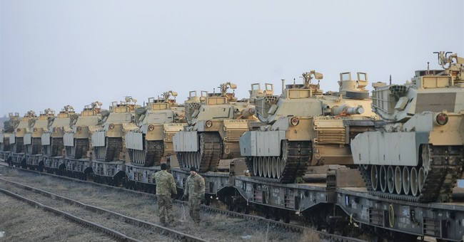 500 US troops arrive in Romania to bolster defense