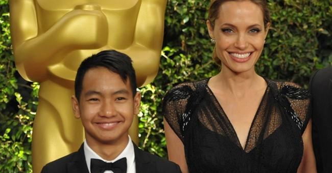 Cambodian king to open Jolie's film on Khmer Rouge survivor