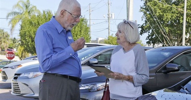 Discounts abound on out-of-fashion sedans; land that deal