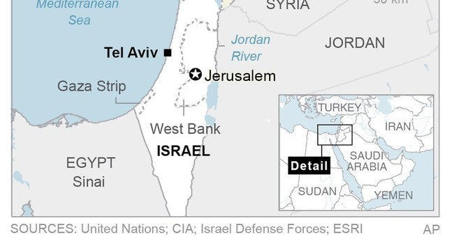Rift with Trump: UN and Arab heads endorse 2-state solution