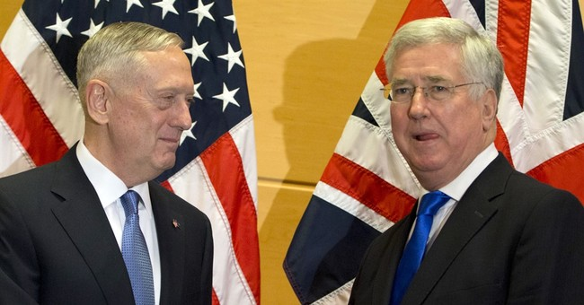 Pentagon boss to NATO nations: Increase military spending