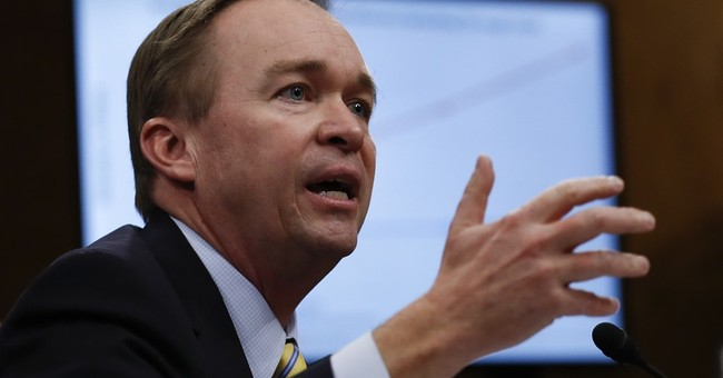 Tea party gains voice in Trump's Cabinet with budget chief