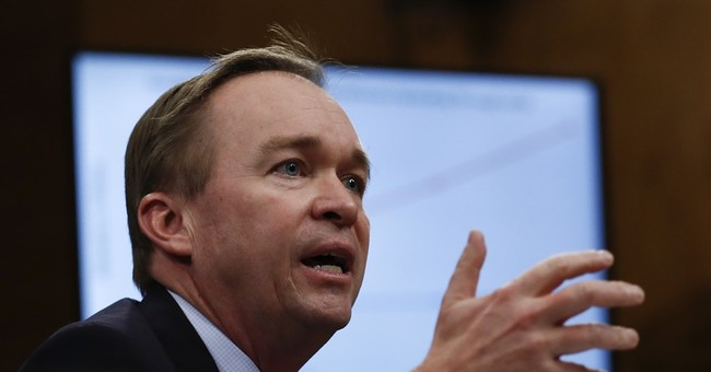 Trump's budget pick clears initial Senate hurdle