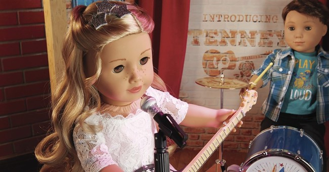 American Girl to sell its first-ever boy doll