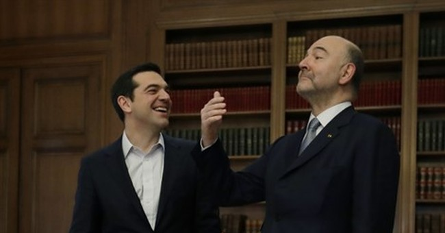 EU financial affairs chief in Athens as bailout talks drag