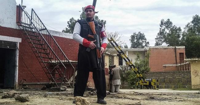 Suicide bombings kill 6 in northwestern Pakistan