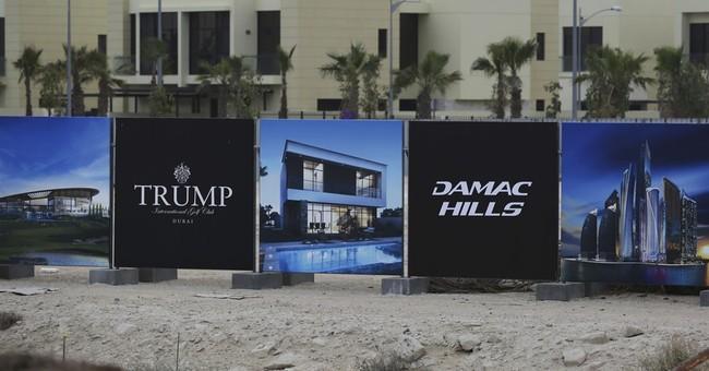 Trump sons Eric, Donald Jr. to attend 'closed' Dubai event