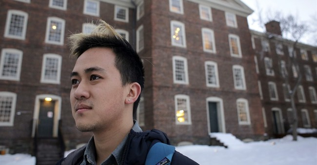Students push Ivy League to drop fee for needy applicants