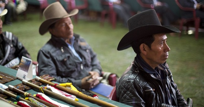 Guatemala's indigenous seek recognition for justice system