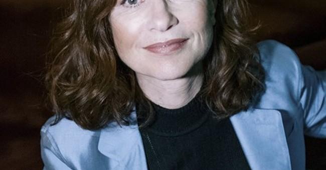 Isabelle Huppert: 'I'm not an artist, I'm the canvas'