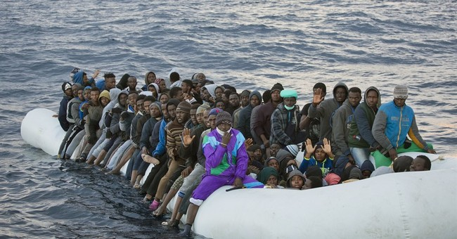 EU: Migrant deaths in Mediterranean rising despite more aid