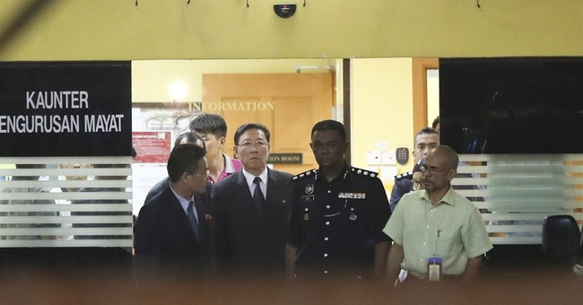 The Latest: Vietnam talking to Malaysia over slay suspect