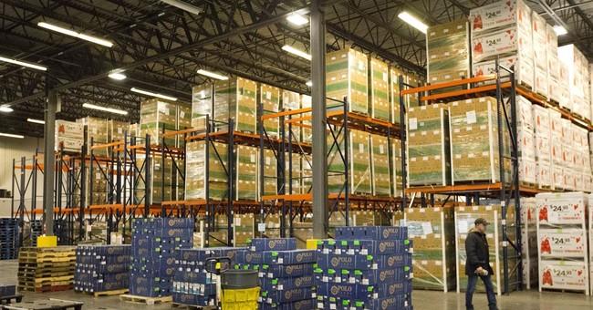US firms increase inventories, see sales jump in December