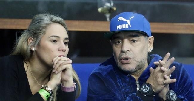 Madrid police talk to Maradona after altercation at hotel