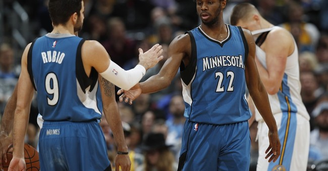 AP Exclusive: Wolves owner says playoffs priority this year