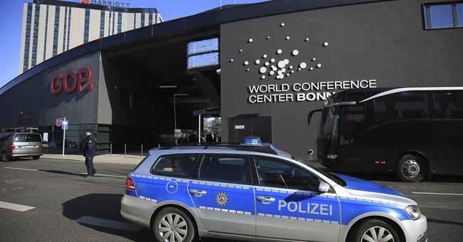 Old alliances in doubt as world's top diplomats meet in Bonn