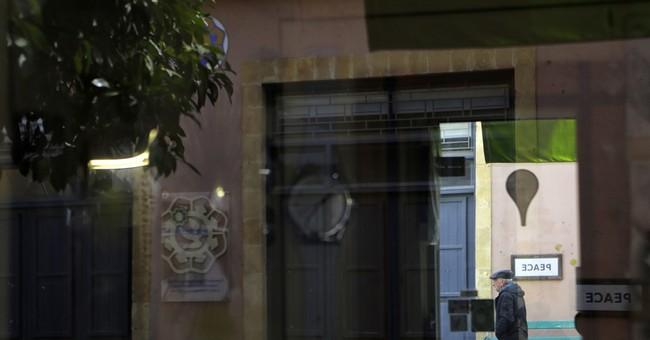 Cyprus peace talks meeting ends abruptly, blaming ensues