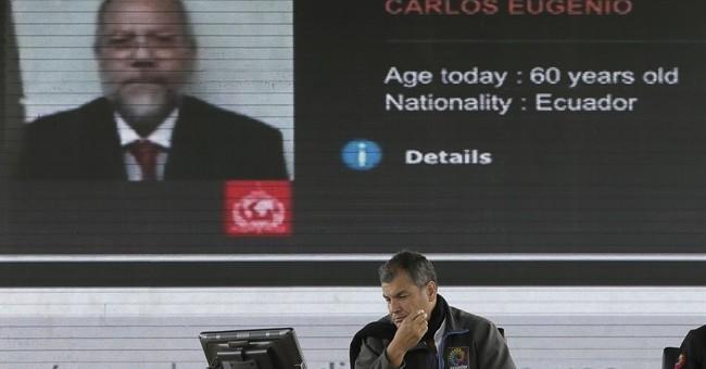 In Ecuador election, strongman Correa's legacy on the line