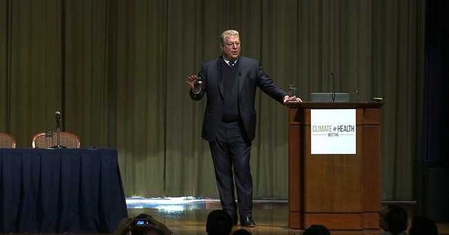 Al Gore hosts climate and health conference in Atlanta