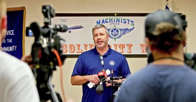 Boeing union bid fails in South averse to organizing