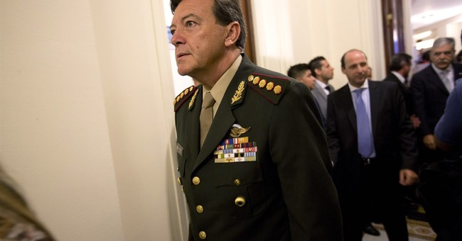 Argentine ex-military chief arrested in torture, kidnap case