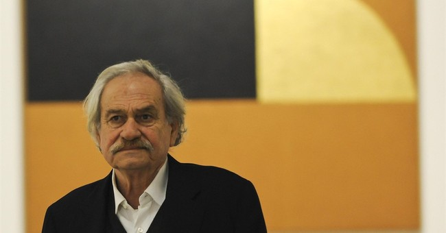 Greek artist Jannis Kounellis dies in Rome at 80