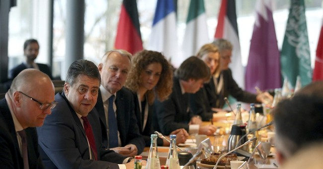 France, Germany welcome 'useful' meeting with US on Syria