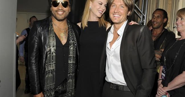 Nicole Kidman reveals past engagement to Lenny Kravitz