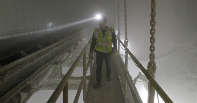 Salt of the earth: Road salt miners chip away at winter need