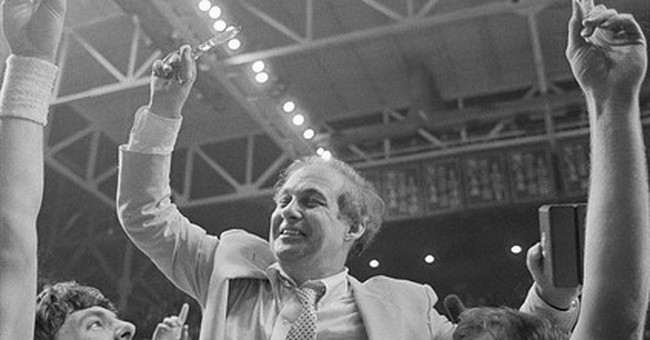 Webber, Massimino among the Hall of Fame finalists