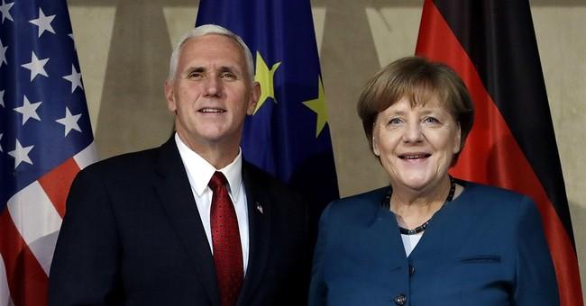 Germany's Merkel backs free press amid Trump media criticism