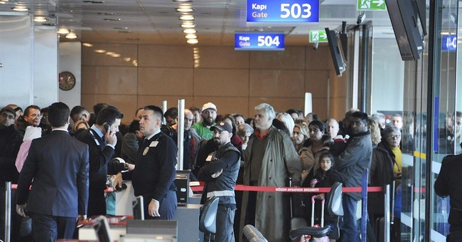 Turkish Airlines flight to Toronto evacuated after note seen