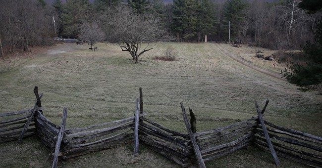 Old farmstead's history runs from John Brown to James Brown