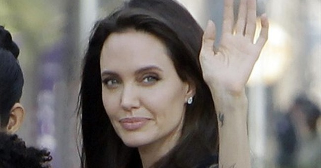 Jolie hopes family will come out 'stronger' after breakup