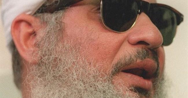 Blind cleric behind 1990s terror plots dies in US prison